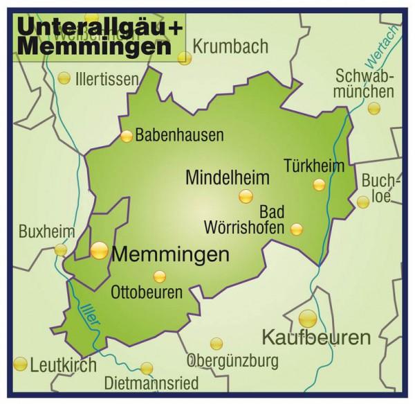 Kreis Unterallgäu+Memmingen
